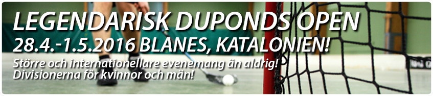 Duponds Open